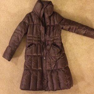 Jackets & Blazers - L&B Brown Down Jacket