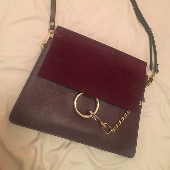 Chloe Handbags - Chloe Faye bag medium