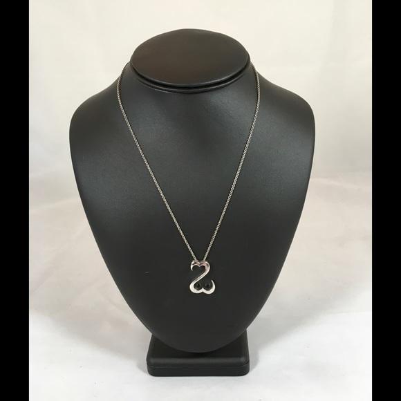 Jane seymour open hearts jewelry sterling silver necklace poshmark jane seymour open hearts sterling silver necklace aloadofball Images