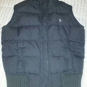 SOLD ON OTHER SITEAbercrombie & Fitch  Bomber Vest