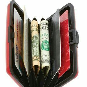 Accessories - Aluminum Wallet