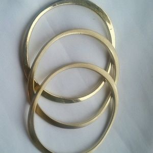 Vintage  Jewelry - STACKABLE BANGLES