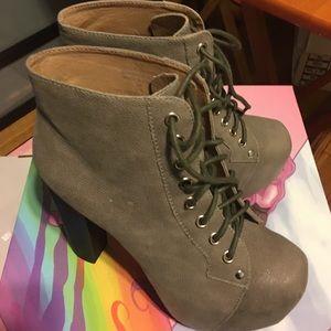 Jeffrey Campbell Shoes - Jeffrey Campbell Havana last lita boots