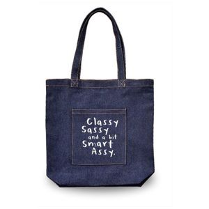 BOUTIQUE Handbags - Classy, Sassy, Smart Assy Tote