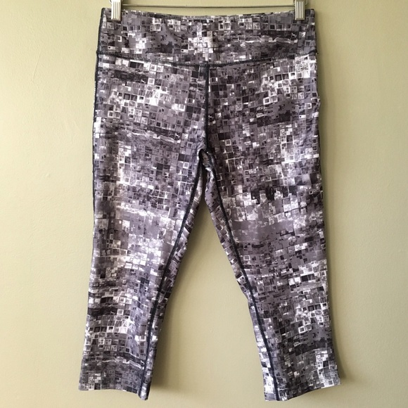 76e7d9b5cd Layer 8 Pants | Stretch Capri Yoga Workout Leggings Grey | Poshmark