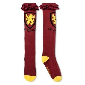 Bioworld Accessories - Harry Potter Ruffle Knee High Socks