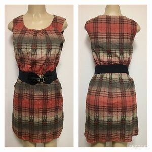 Dresses & Skirts - Plaid is always in dress