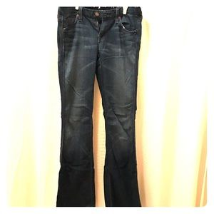 "7 for all mankind- ""a"" pocket jeans"
