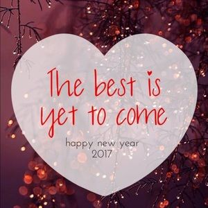 ✨Happy New Year!✨2017 is Going to be Great!