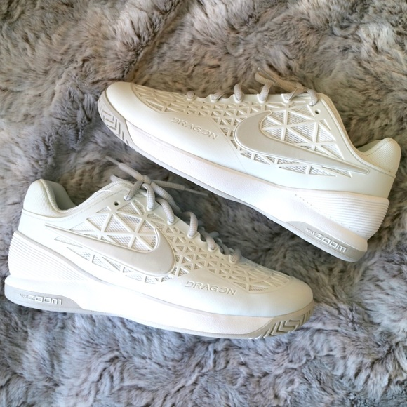 a55a680a2c289 Nike Dragon Zoom Cage 2 Women s Tennis Sneakers