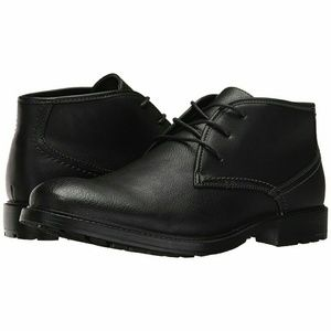 Unlisted Other - Kenneth Cole Unlisted Men Black Dress Shoes Size 9