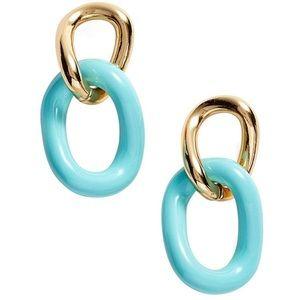 SALE ✨ Kate Spade Chain of Events Link Earrings