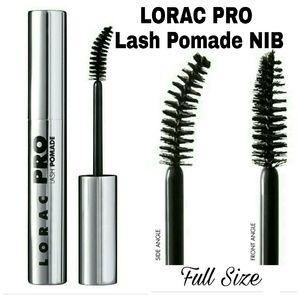LORAC PRO Lash Pomade Mascara NIB Full Size