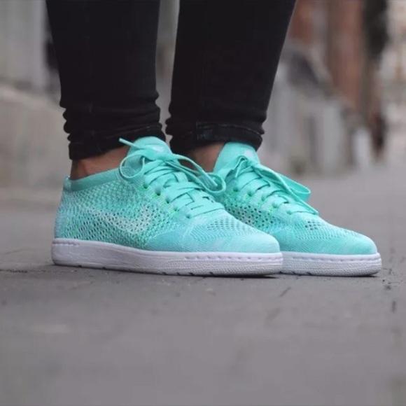 b8a2349e2b9cc Women s Nike Tennis Classic Ultra Flyknit Sneakers