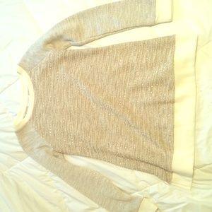 Women's maternity sweater dress