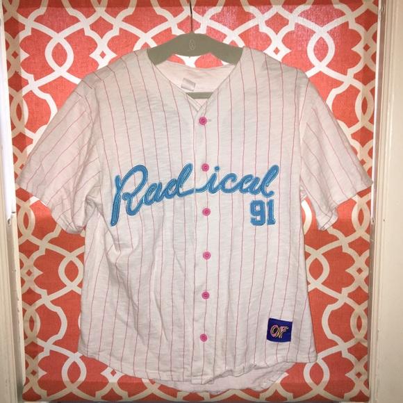 6992d9dcdfb0 Odd Future Radical baseball jersey. M 586540923c6f9f331900c02c