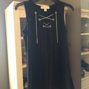 NEW! Michael Kors sleeveless blouse.