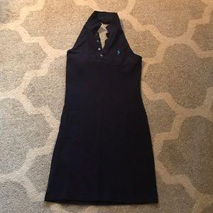 Ralph Lauren Halter Dress