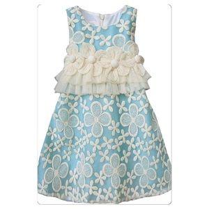 Isobella & Chloe Other - NEW NWT Tiffany Blue Isobella & Chloe Dress 18 Mo