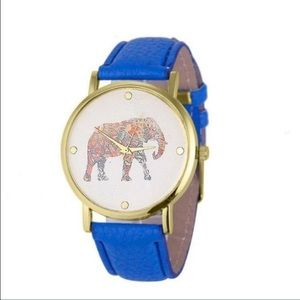 Jewelry - NWOT Adorable elephant watch
