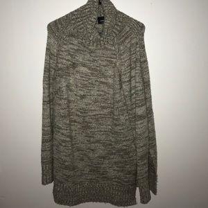 Zara Turtleneck Knit Sweater