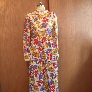 Vintage dress from 70's