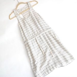 Lou & Grey Lightweight Striped Tank Dress