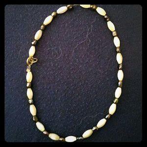 Jewelry - ❌DONATED❌ beaded anklet/bracelet