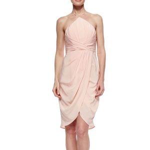 Zimmerman light pink racerback layered dress Sz 0