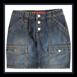YMI Dresses & Skirts - YMI Denim Skirt