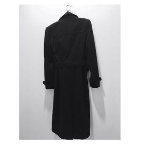 ABS Allen Schwartz Jackets & Coats - A B S Silver Label Wool Coat