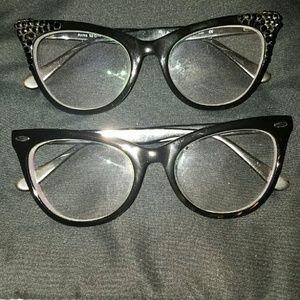 Anita Accessories - Cat shape prescrption eyeglasses