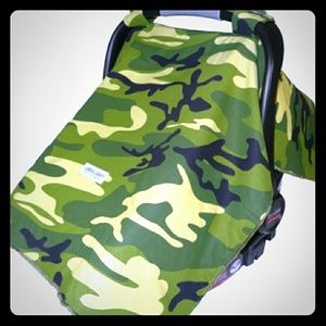 Other - Carseat canopy camo