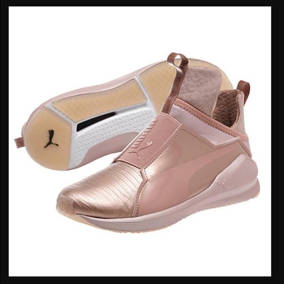new style 87f81 a0725 Puma Fierce Metallic Training Shoe. M 586569367f0a055b960176a2