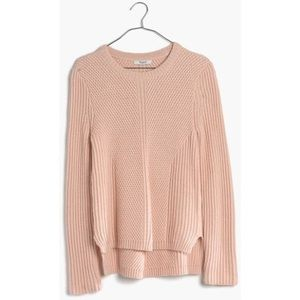 Madewell Blush Sweater