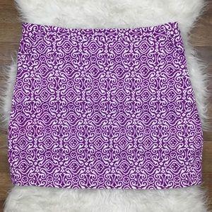 C. Wonder Dresses & Skirts - C. Wonder Textured Print Mini Skirt