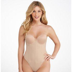 Bare Necessities Other - Va Bien: Strapless Low Back Slimming Bodysuit
