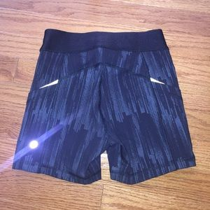 Lululemon What the Sport Short Luxtreme&reflectivd