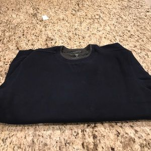 Arrow Other - Men's navy blue sweater size medium Slightly used