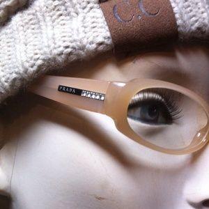 Authentic PRADA Eye Glasses Frames