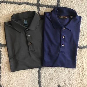 Cubavera Other - bundle of men's golf polos!