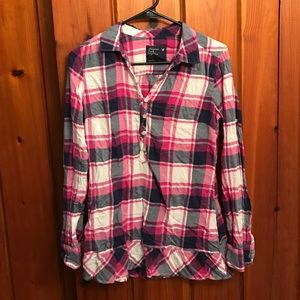American Eagle Outfitters Tops - Plaid top