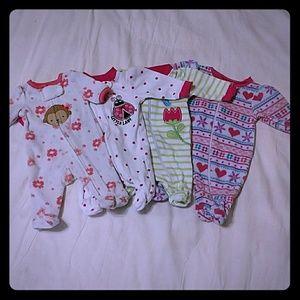 Other - 4 Preemie sleepers