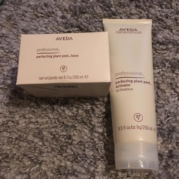 Aveda Perfecting Plant Peel Base 6.7 Oz Derma E Pycnogenol Redness Reducing Serum - 2Ounce