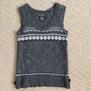 BR Cashmere/Angora-Blend Sweater