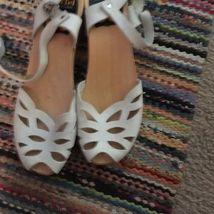 Swedish Hasbeens Shoes - Swedish Hasbeens clog sandals size 41 New no wear