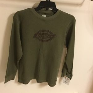 Dickies Other - NWT-Boys Long sleeve shirts (color:  Army Green)