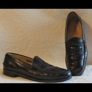 Allen Edmonds Other - Allen Edmonds Black Men's Penny Loafers Size 13 C