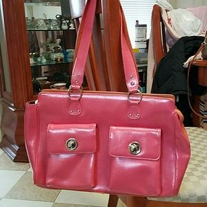 Franklin Covey Rose Tote