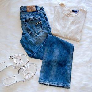 American Eagle Outfitters Denim - AMERICAN EAGLE 'Boyfriend 77' Jeans